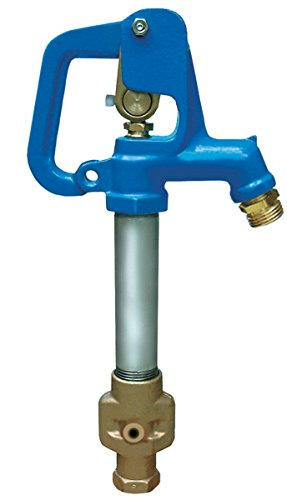 """Simmons Manufacturing 4804LF Lead Free Premium Frost Proof Yard Hydrant, 4"""" Bury Depth (Frost Hydrant Free)"""