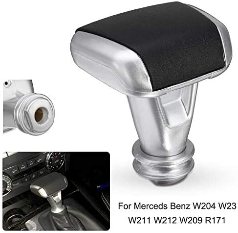 TOOGOO Car Manopola pomello del Cambio per Mercedes C e CLK CLS SLK W204 W203 W211 W212 W209 R171 R172
