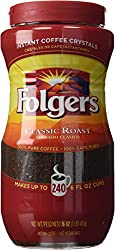 Folgers Instant Coffee 2-pack; 16 Oz Each