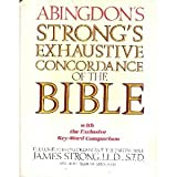 Strong's Exhaustive Concordance of the Bible with the Exclusive Key-Word Comparison, Strong, James, 0687400309