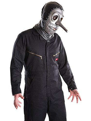 Rubie's Costume Co Slipknot Chris Full Mask, Multi, One -