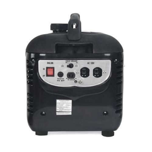 Portable 2000 W EPA Emergency Gas Generator 4 Stroke Gasoline Camping RV Nikkycozie