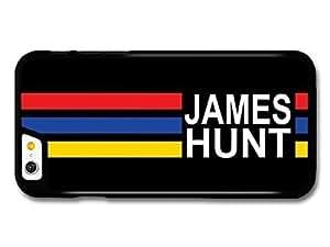 diy case James Hunt Rush Logo F1 Formula One Driver case for iPhone 4 4s