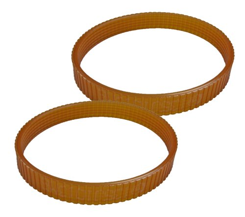 DeWALT DW733 Craftsman 351217130 Jointer Planer (2 Pack) Replacement Drive Belt # 285968-00-2pk