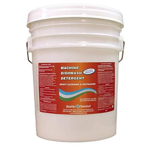 Commercial Industrial Grade Machine Dishwash Detergent-5 gallon pail