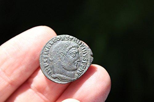 Constantinus I, 306-337 AD, Roman bronze coin, AE follis