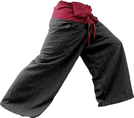 Discount 20/%--34 Soft Cotton Pants see detail .P36 free size Thai fisherman pants with 1 pocket