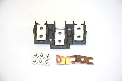 (Hotpoint WB17T10011 Terminal Block Assembly)