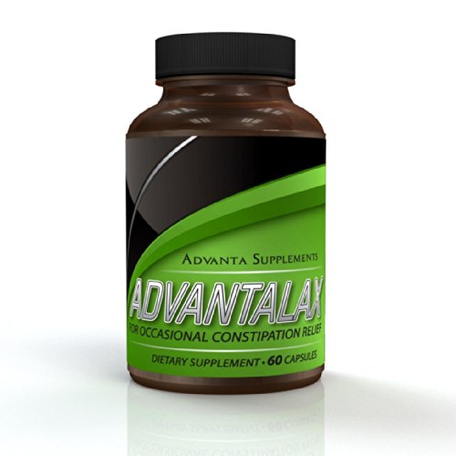 AdvantaLax Constipation Probiotics Cleansing Softening