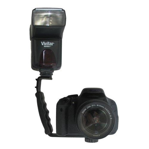 براکت فلش / ویدیو Vivitar SLR برای دوربین و دوربین فیلمبرداری DSLR
