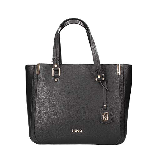 Liu Jo SHOPPING BAG N69006E0033 22222 BLACK