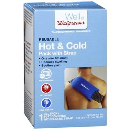 Hot & Cold Compress - 3PC by Walgreens