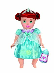 My First Disney Princess Deluxe Baby Ariel Doll