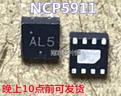 AL1 ALK. Synchronous new Calvas 5pcs//lot NCP5911 IMVP7.0 Compatible MOSFET Driver