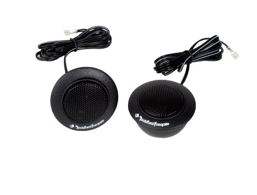 (Rockford Fosgate Prime R1T-S 1-Inch Tweeter Kit)