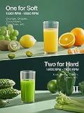 Quiet Juice Extractor Easy to Clean, Brewsly