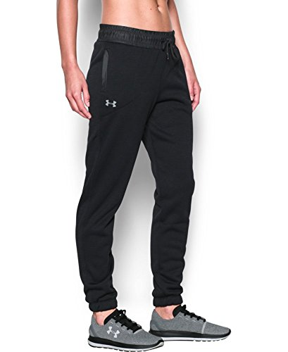 Under Armour Women's Storm Swacket Pant, Black (001), Small