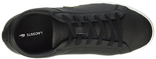 316 024 Straightset Negro Zapatillas 3 Blk Lacoste Mujer O5Tq1ZTw