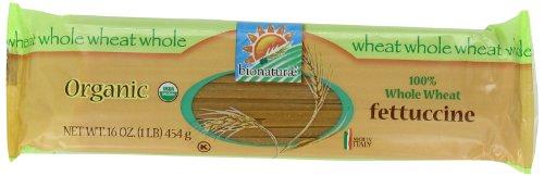 - bionaturae Organic Whole Wheat Fettucine, 16 Ounce Bags (Pack of 12)