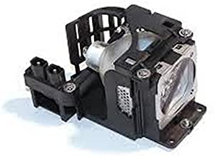 Projector Lamp Assembly with Genuine Original Philips UHP Bulb Inside. PLV-70 Sanyo Projector Lamp Replacement