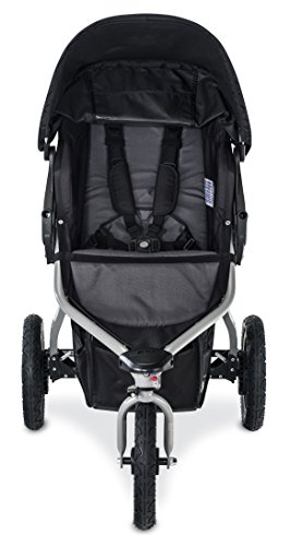 Image of the BOB Rambler Jogging Stroller, Black