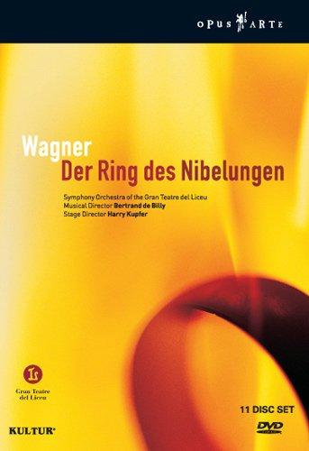 Wagner: Der Ring Des Nibelungen / Gran Teatre del Liceu by Kulter