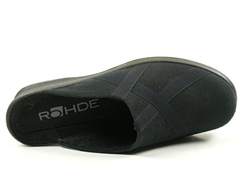 Rohde Chaussons 2500 Schwarz Rohde 2500 Femme Ovzwfqq