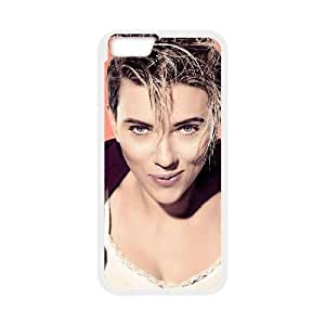 scarlett johansson 2015 iPhone 6 Plus 5.5 Inch Cell Phone Case White Customized gadgets z0p0z8-3624355