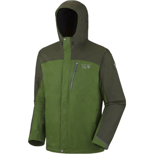 Mountain Hardwear Ampato Jacket - Men's Jackets SM Jungle/Duffel