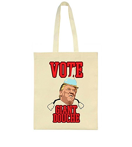 Trump Bag Vote Spam Douche Tote Election With Giant rw40WXqr