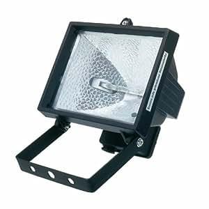 Lúzete - Proyector antorcha(300/500w), color negro