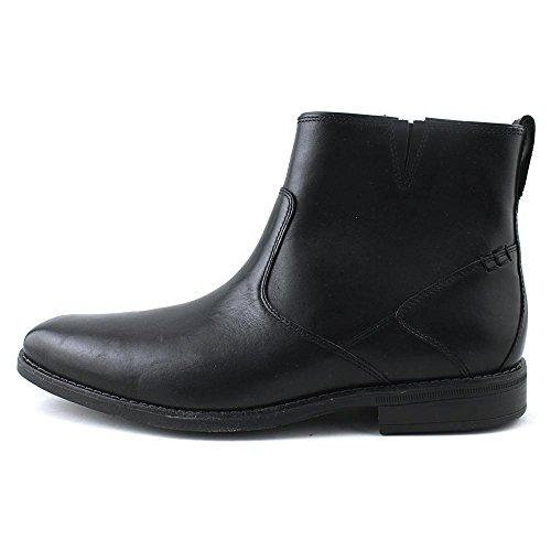 Rockport Boot Black Zip Traviss Men's Fashion wqPw0pR1