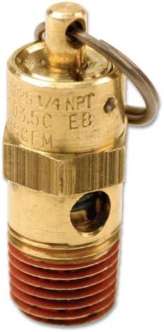 HornBlasters Safety Blow Off Valve 205 PSI