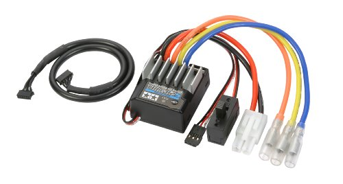 (Tamiya 45057 RC ESC TBLE-02s brushless - Sensored or Brushed Capable)