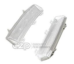 350Z 06\' - 08\' Clear Reflectors Genuine JDM Nissan