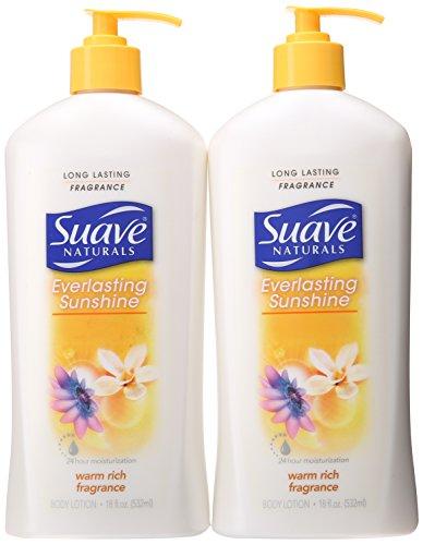 Suave Naturals Lotion Review