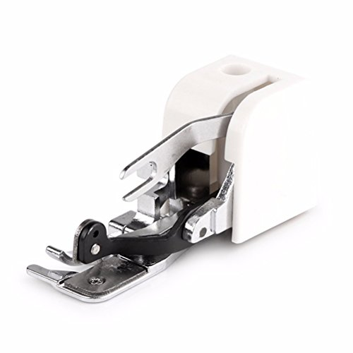 OUNONA Side Cutter Sewing Machine Presser Feet for Low-Shank Singer Janome Brother - Euro Trim Series