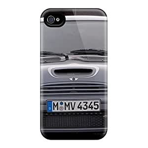 Protective Cases With Fashion Design For Iphone 6 (mini Cooper)
