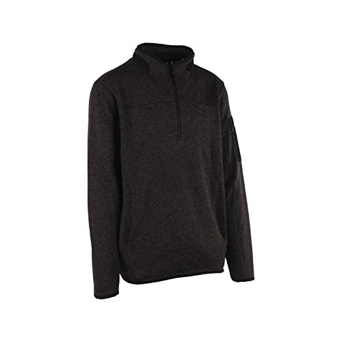 Browning Youth Laredo II 1/4 Pullover (Small, Black) by SPG Outdooor Browning
