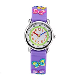 Children Kids Toddler Watches Age 4-7 Time Teacher...