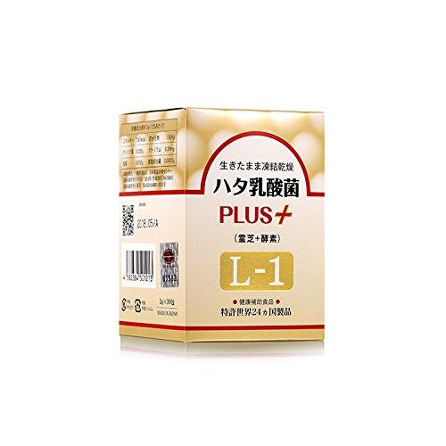 ハタ乳酸菌 PLUS+ (霊芝+酵素)L-1 (1) 1  B01GUXXRXW