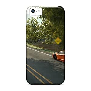 With For Iphone 4/4s- Lamborghini Vs Nissan durable cell phone Protective cases miao's Customization case