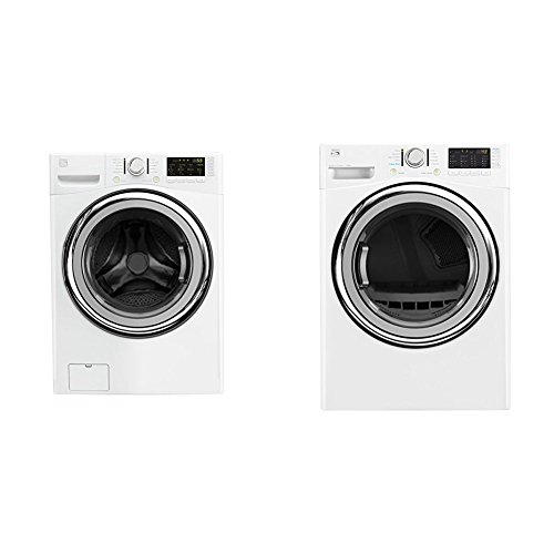 Kenmore 4.5 cu ft. Front Load Washer with Steam and Accel...