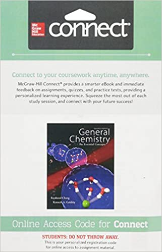 Connect 1 semester access card for general chemistry the essential connect 1 semester access card for general chemistry the essential concepts 7th edition fandeluxe Images