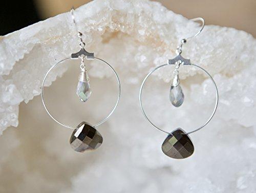 Crystals Chandelier Earrings
