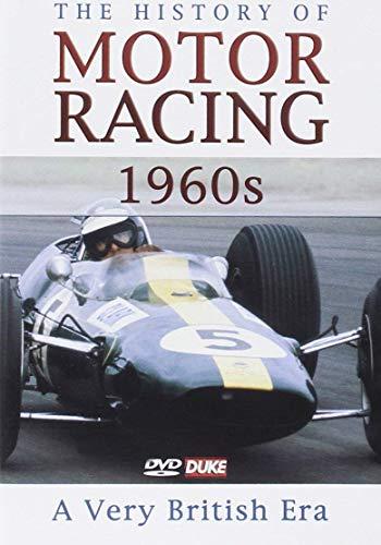 History Of Motor Racing 1960S [DVD]