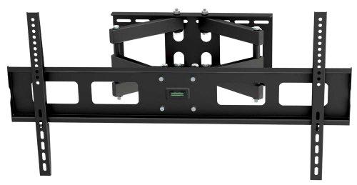 EZ Mounts - Extendable Full Motion Tilt/Swivel TV Wall Mount Bracket For/Fit 37-63'' LCD, LED, Plasma Pullout swivel tilting Sony, Samsung, Panasonic, Sharp, Insignia, LG, Vizio by EZ Mounts
