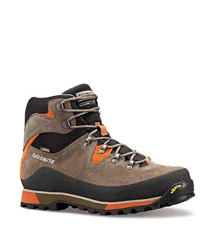 Dolomite, Chaussures basses pour Homme - Marron - Teak/Turmeric, 7 UK