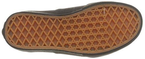 Vans K Authentic Leather - Zapatillas bajas infantil Leather/Black/Black