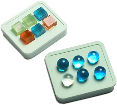 DIY Craft Resin Casting Molds Kit Silicone Mold Making Jewelry Pendant Mould PL